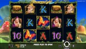 Dwarven Gold Pokies