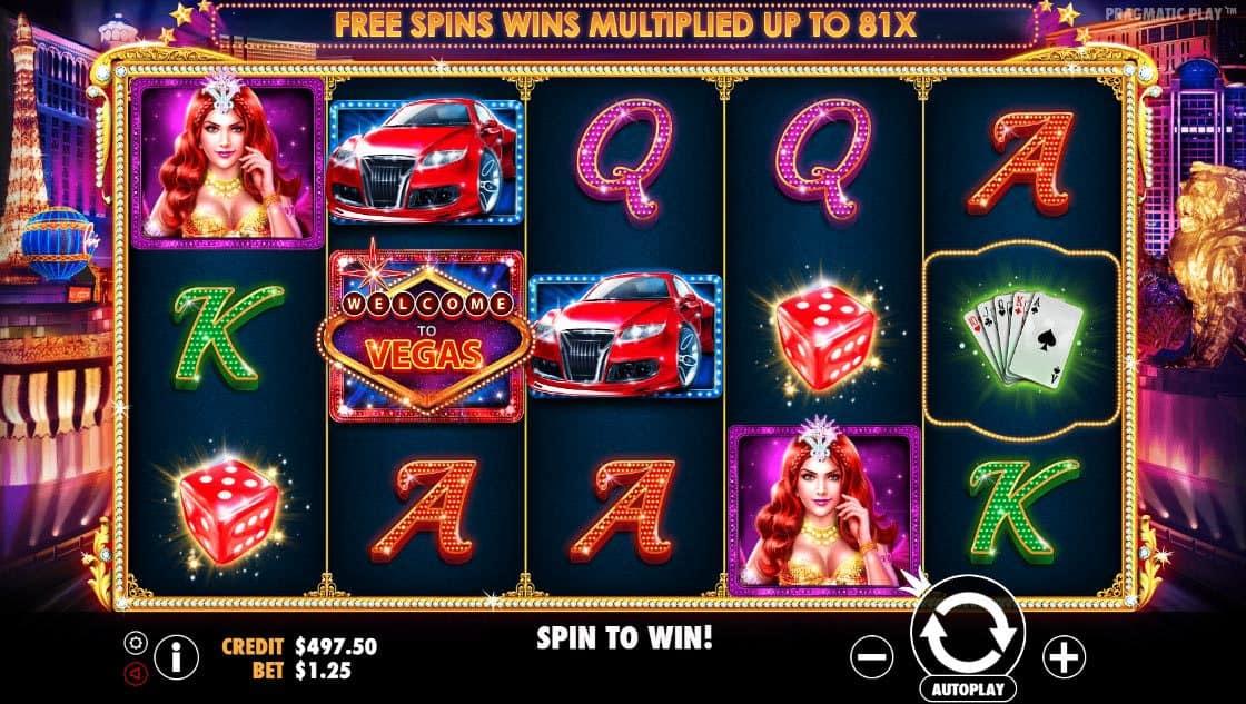 Vegas Nights Pokies