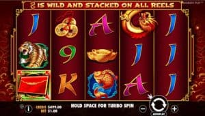 8 Dragons Pokies