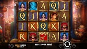 Aladdin's Treasure Pokies