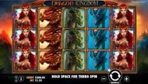 Dragon Kingdom Pokies