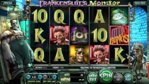 Frankenslot's Monster Pokies