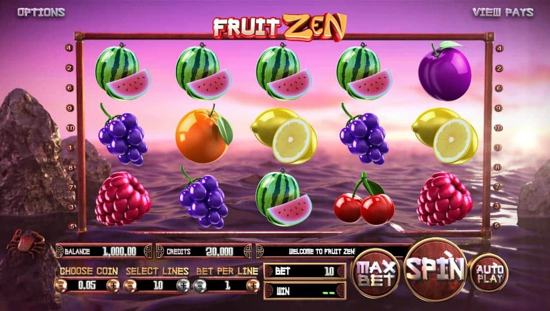 Fruit Zen Pokies