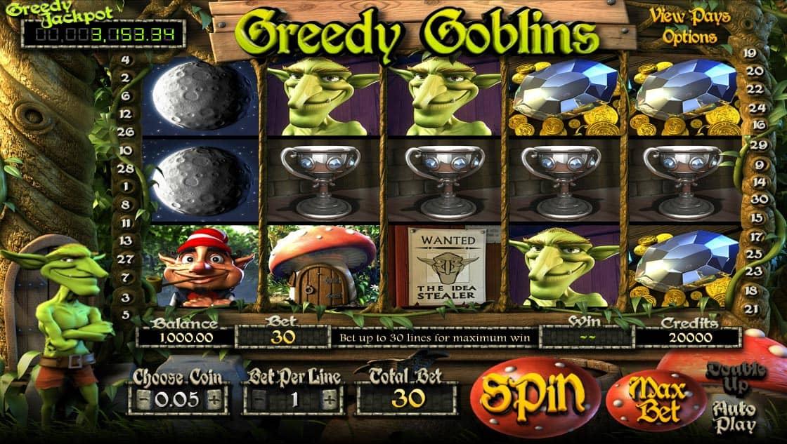 Greedy Goblins Pokies