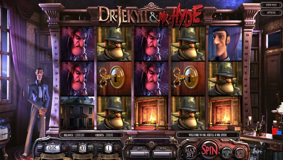 Dr Jekyll & Mr Hyde Pokies