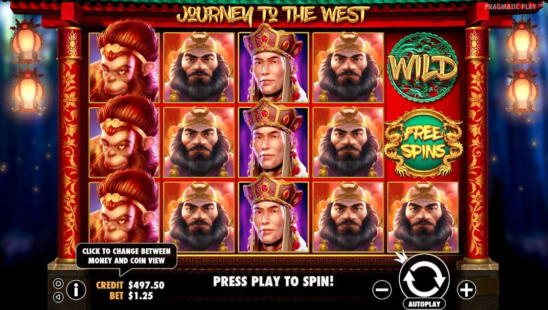Journey to the West Pokies