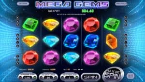 Mega Gems Pokies