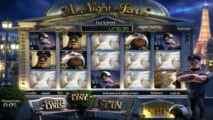 A Night in Paris Pokies