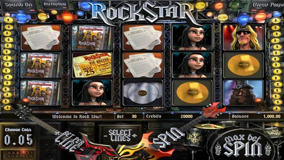 Rockstar Pokies