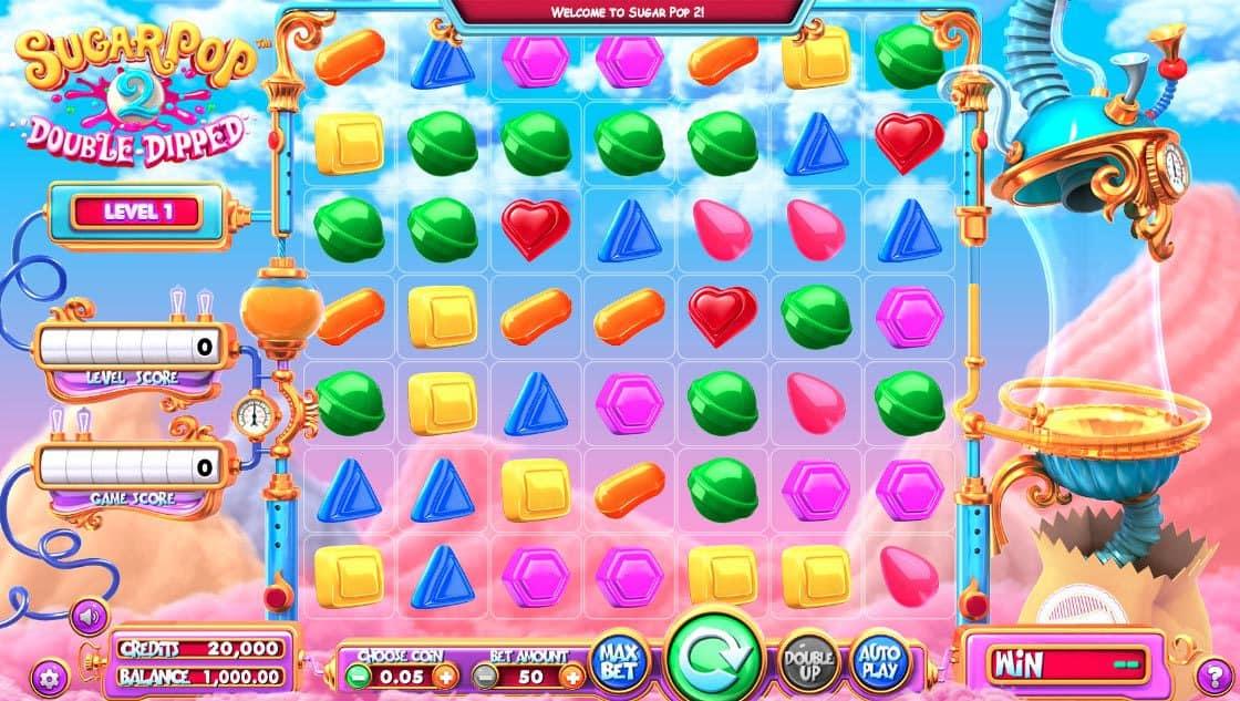 Sugarpop 2 Pokies