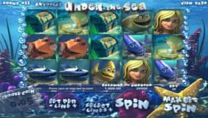 Under The Sea Pokies