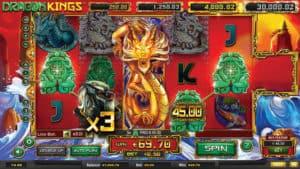 Dragon Kings Betsoft Pokies