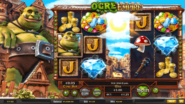 Ogre Empire Slots