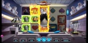 Penguin City Online Pokies