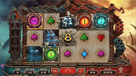 Double Dragons Online Pokies