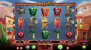 Chilli Pop Online Pokies