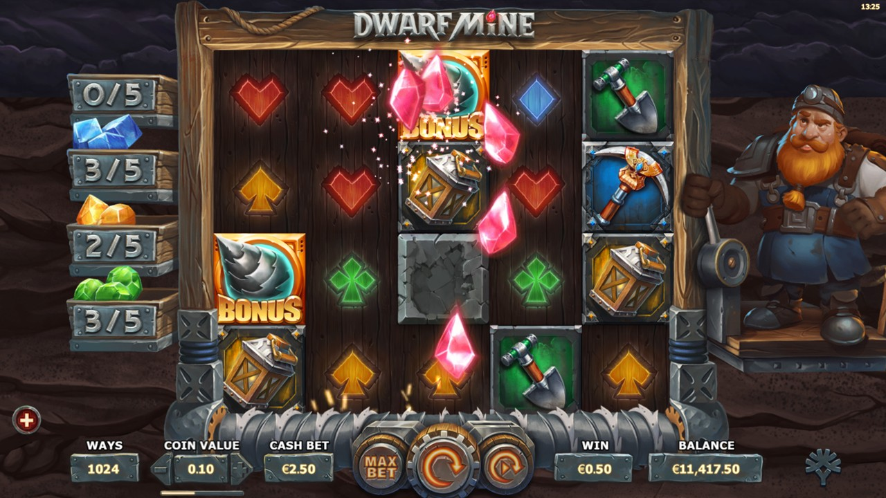 Dwarf Mine Yggdrasil