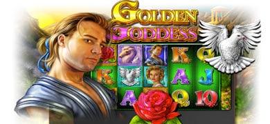 Golden Goddess Pokies