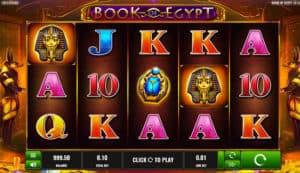 Book of Egypt Pokies