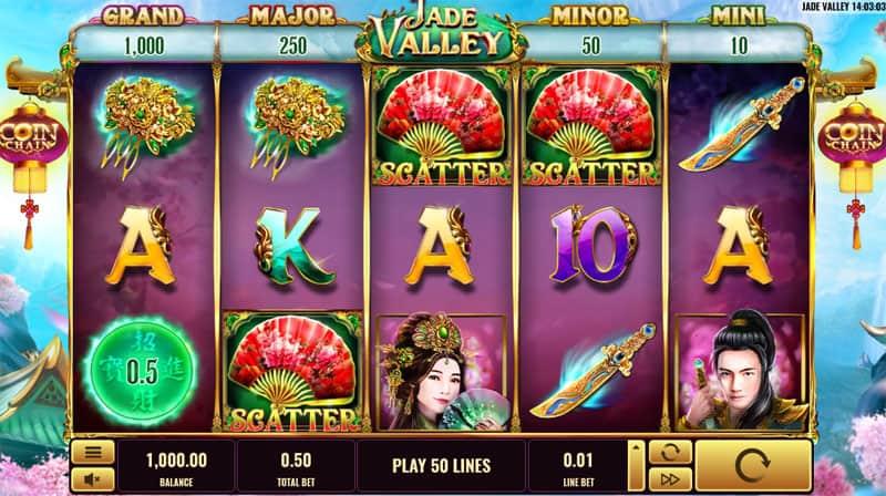 Jade Valley Pokies