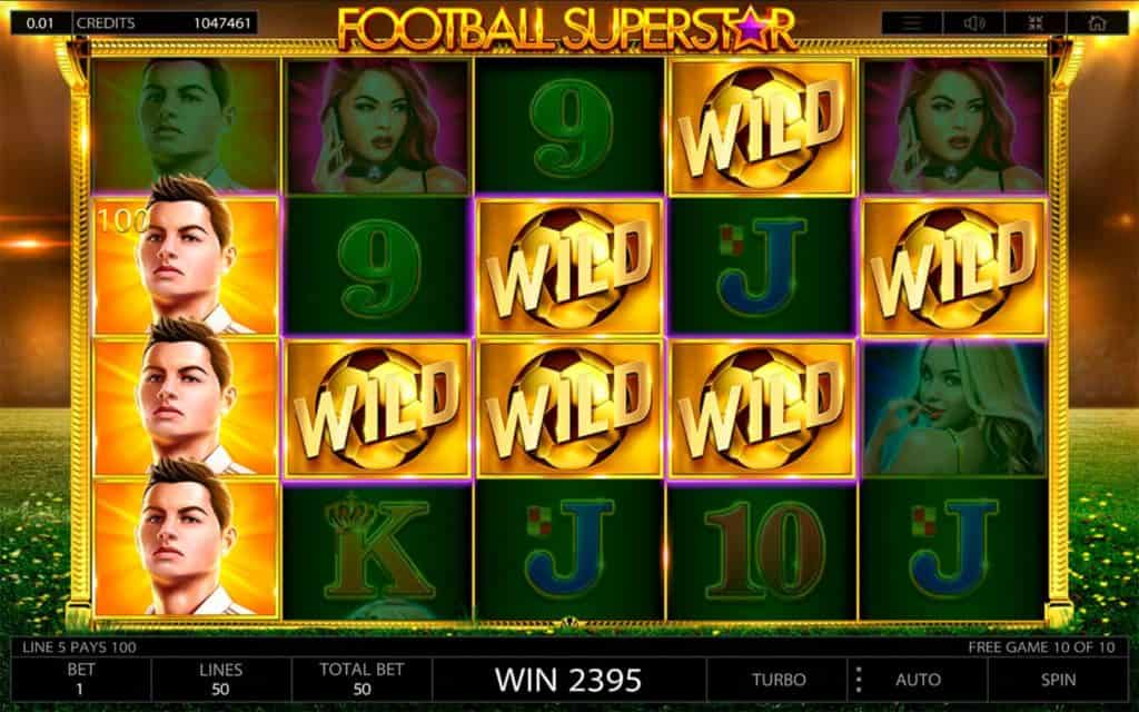 Football Wilds Slots