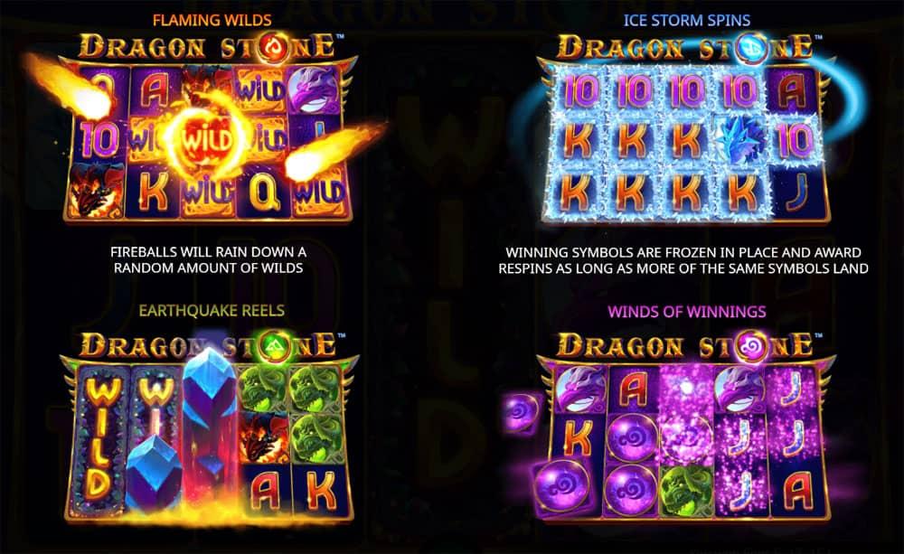Dragon Stone Bonus