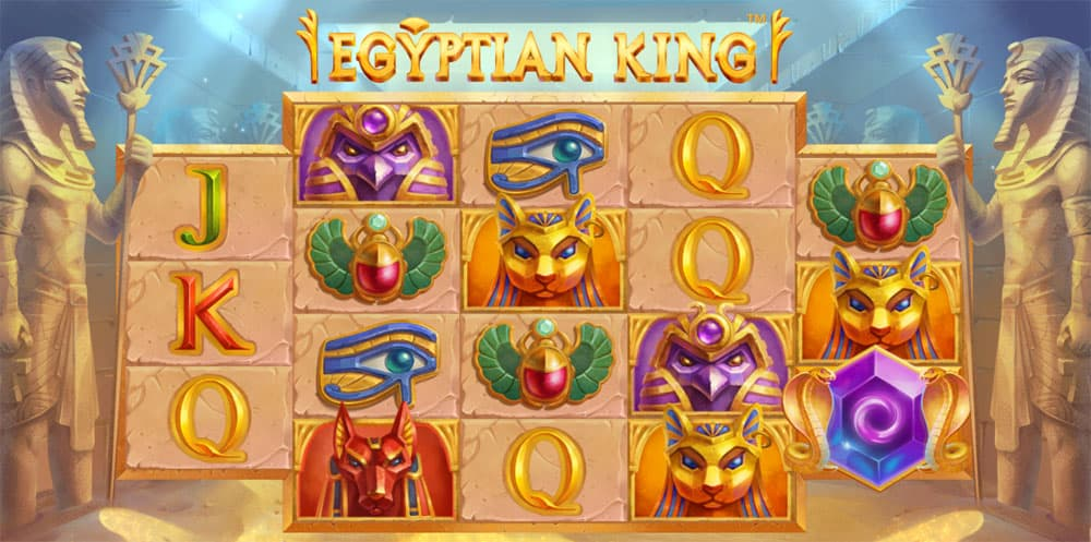 Egyptian King Pokies