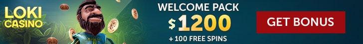 Loki Casino No Deposit Bonus