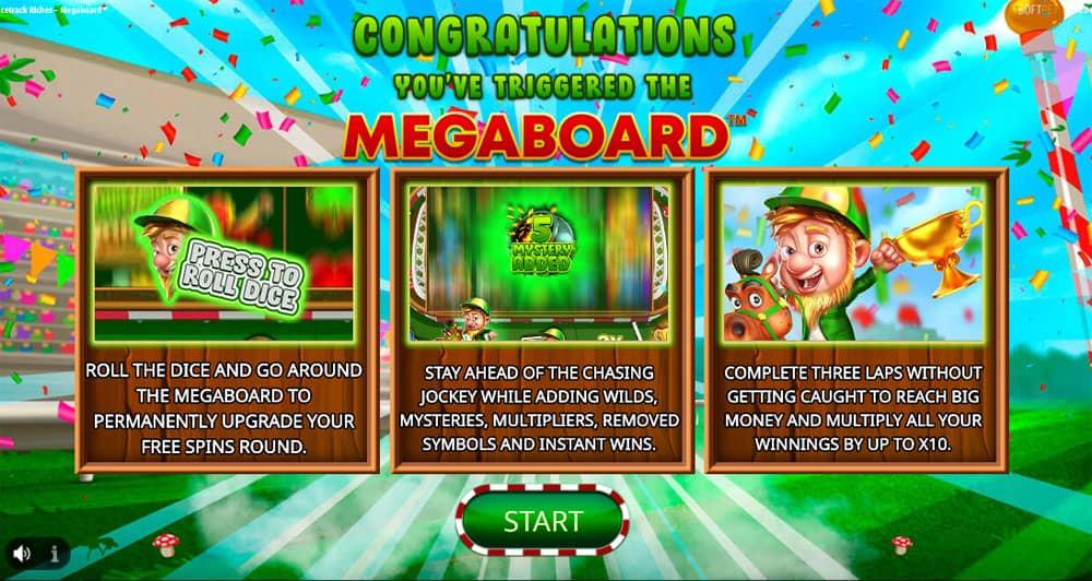 Mega Board Bonus