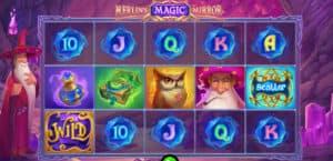 Merlin's Magic Mirror Slot