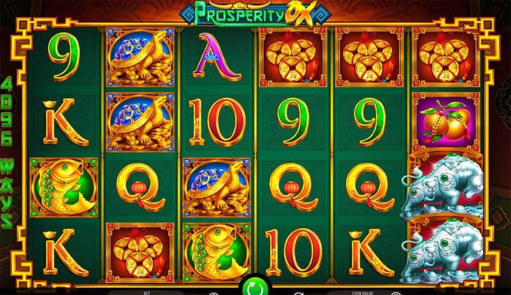 Prosperity Ox Slots