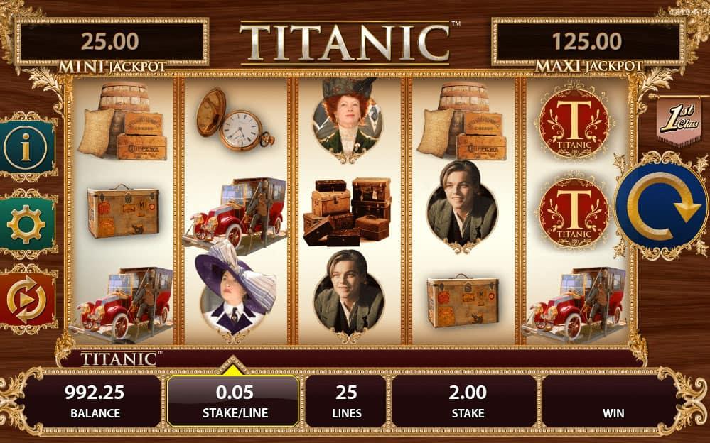 Titanic Pokies Online