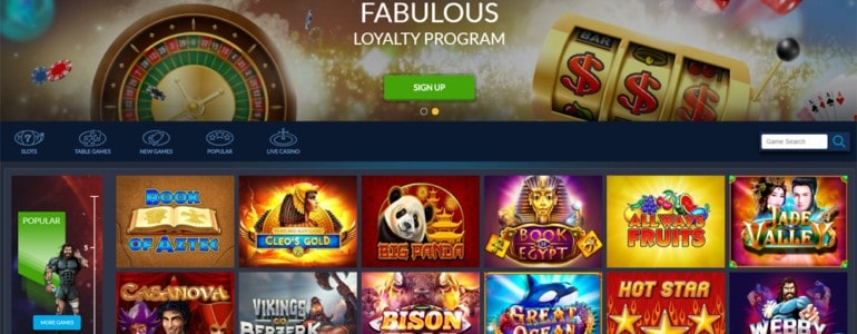 Webbyslot Casino Review