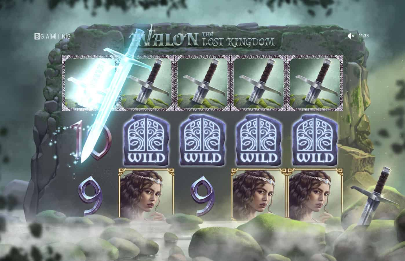 Spiele Avalon The Lost Kingdom - Video Slots Online