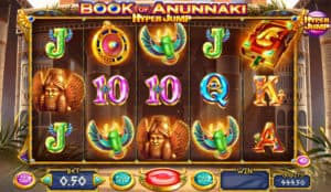 Book of Anunnaki Slot
