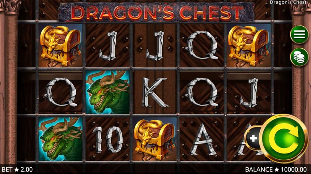 Dragons Chest Pokies