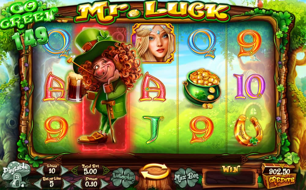 Mr Luck Pokies