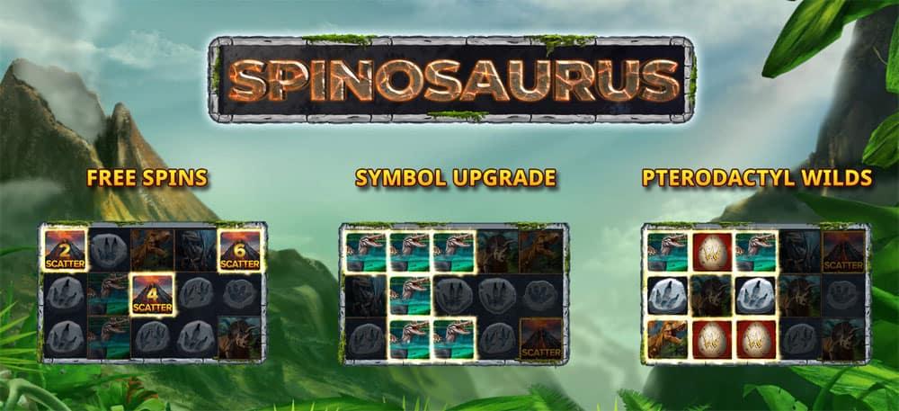 Spinosaurus Bonus