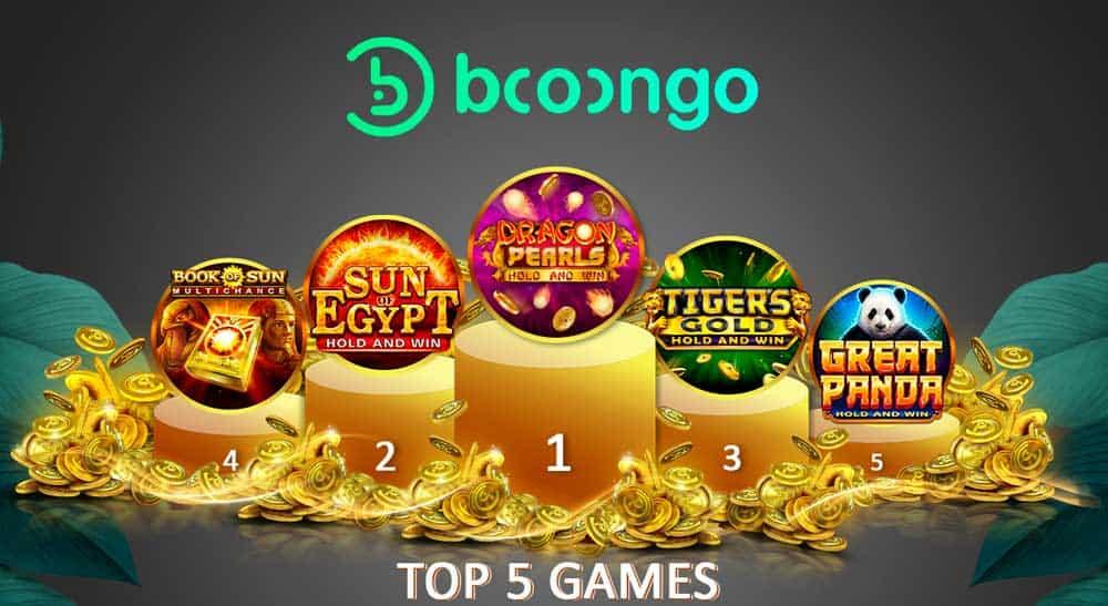 Booongo Slots