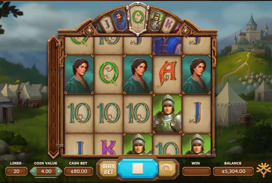 Arthurs Fortune Slots