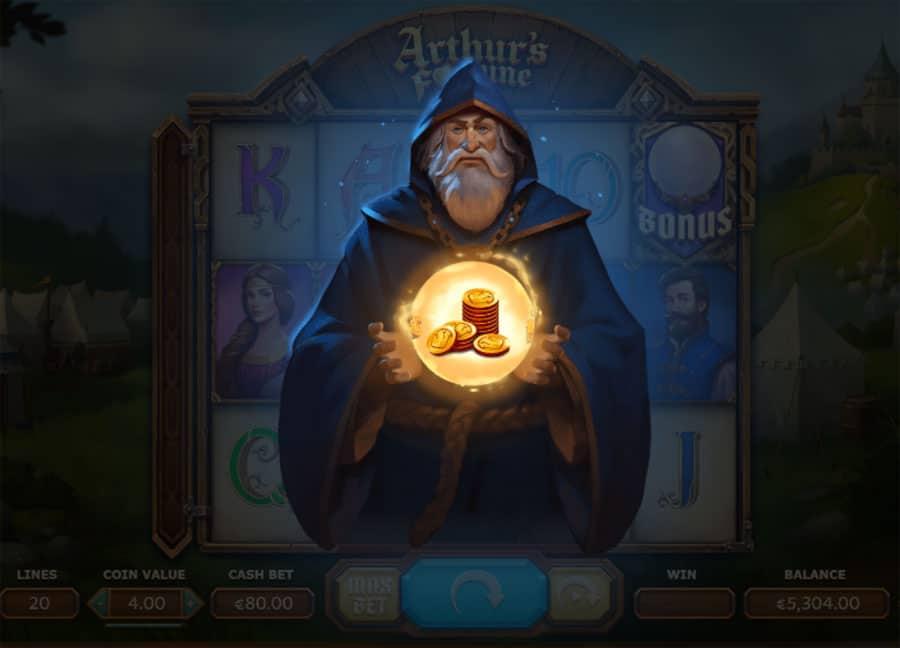 Merlin's Bonus