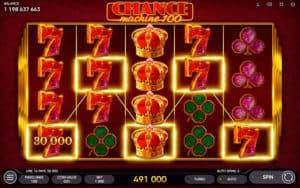 Chance Machine 100 by Endorphina