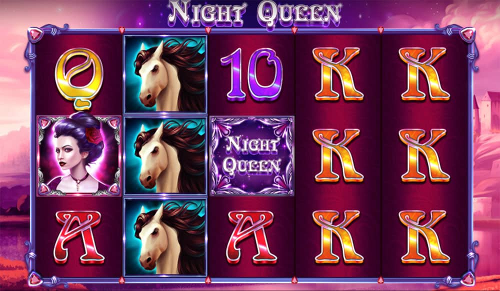 Night Queen Pokies