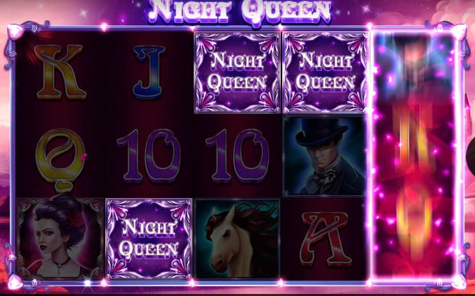 Night Queen Free Spins