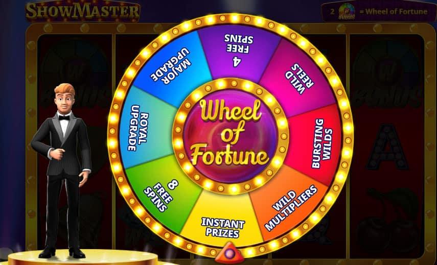 Wheel of Fortune Pokies