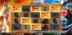 2Gods Zeus Vs Thor Slot