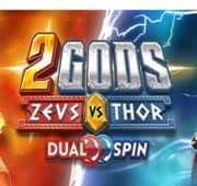 2 Gods Zeus Vs Thor Online Pokies