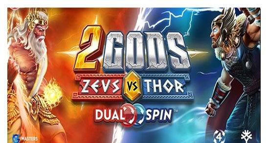 2 Gods Zeus Vs Thor