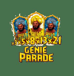 Golden Genie Pokies Bonus