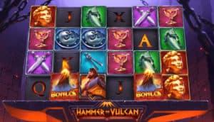 Hammer of Vulcan Pokies